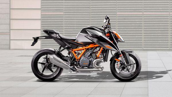 KTM 2020 1290 Super Duke R