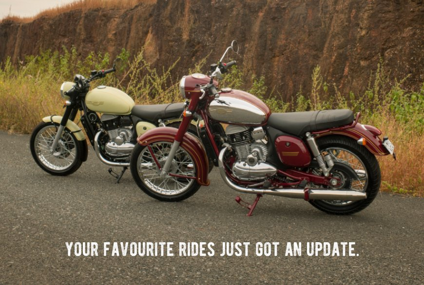 Classic Legends announces BSVI Jawa BSVI AND Jawa Forty Two BSVI Launched In India