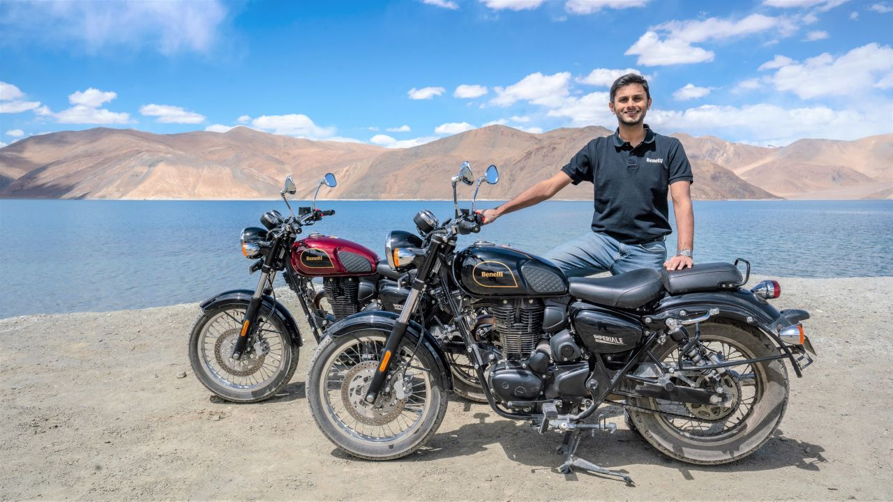 Benelli India has revised the prices of the Imperiale 400